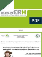 2018-Sistematiza+º+úo da Assist+¬ncia de Enfermagem e Processo de