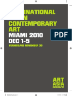 Art Asia Miami 2010 Catalog