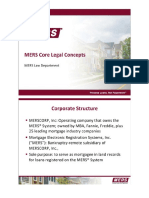 MERS Core Legal Concepts