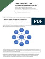 Contrato Social_ Cláusulas Essenciais - ENGENHARIA SOCIETÁRIA.pdf