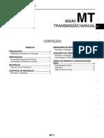 TRANSMISSÃO MANUAL