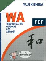 Wa-Transformación Gerencial con Armonía_Yuji Kishira