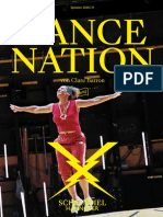 Barron Clare Dance Nation dir. Stefan Kimmig Schauspiel Hannover 2020 Program