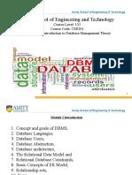 Module 1 Introduction_DBMS