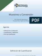 Muestreo de Señales y Conversion ADC Parte 2