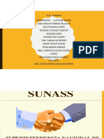 SUNASS-  organhjismo reguladores