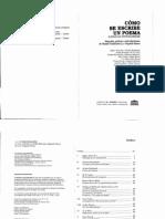 FREIDEMBERG y RUSSO (sels) - Como se escribe un poema Lenguas extranjeras.pdf