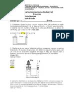gabarito lista Instrumentação Industrial.doc