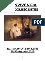 CONVIVENCIA DE JÓVENES - LA FE - EL TOCUYO, 26-30.Agosto.2019.docx