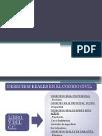3.- REGULACIÓN DE LOS DERCHOS REALES
