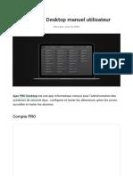 Ajax PRO Desktop manuel utilisateur _ Assistance Ajax Systems