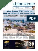 DIARIO DE LANZAROTE - Enero de 2021
