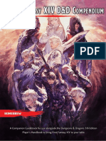D&D 5E - FFXIV Companion Guide - Current Build - Shadowbringers.pdf