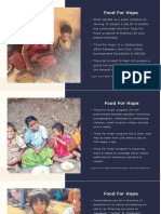Food For Hope ppt.