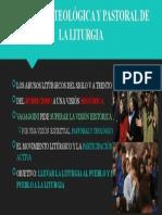 10760 - COMPITO 1 - SLIDE - UNA VISION TEOLOGICA Y PASTORAL DE LA LITURGIA