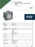 PowerLogic PM5000 series_METSEPM5110.pdf