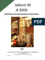 Lift Manual 030923