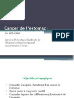 Cancer de l'estomac.pptx