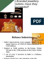 reliance jewellery