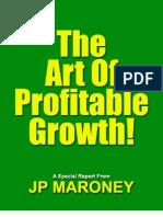jp-maroney-art-of-profitable-growth