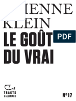 Le goût du vrai by Etienne Klein (z-lib.org)