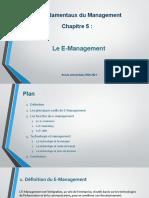 Chapitre 5 - E-management.pptx
