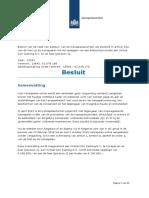 2021 01 08 - KSA Sanctiebesluit Virtual Coing Gaming-Futgalaxy Futgamer