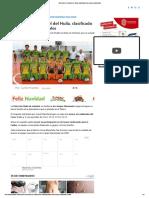 Selección de Voleibol del Huila, clasificado a los Juegos Nacionales