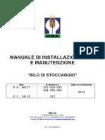 5.0.2.2!01!321_322_323_324_325_326_327_315_SILO DI STOCCAGGIO - Manuale Di Installazione, Uso e Manutenzione