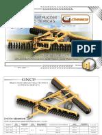 CIVEMASA 52A-56A-60A Pneus 6-50x16 e 7-50x16