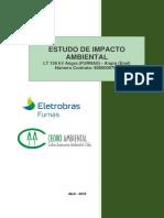 Estudo de Impacto Ambiental EIA Furnas