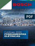 Catalogo Ferramentas Bosch 2020 - Completo v1