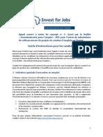 Guide d'Instructions Pour Les Candidats TUN