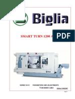 Biglia SmartTurn S Parameters and Adjustments [T140-00351 I.M.0]