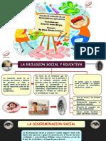 Organizador sobre Exclusion Educativa y Racismo.pdf