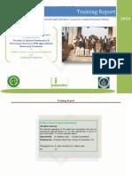 Training Report LEWs IC-LP