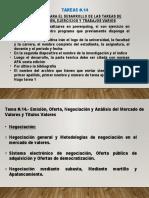 Emisión, Oferta, Negociación y Análisis del Mercado de Valores y Títulos Valores 3