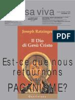 2011-12 CV.444 Est-ce Que Nous... Au Paganisme