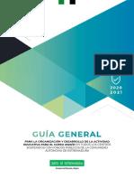 Guia Organizacion Curso 20 21 COVID