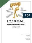 loreal BRAND