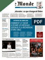 Journal LE MONDE du Dimanche 25 et Lundi 26 Octobre 2020 (1).pdf