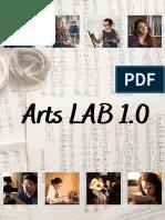 Arts Lab Project Book