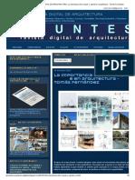 APUNTES - REVISTA DIGITAL DE ARQUITECTURA_ La importancia del croquis o apunte en arquitectura - Tomás Fernández