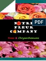 Notre Fleur Company