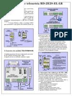 Manual Módulo radcom RD-2E2SEL2