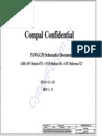 Compal La-6755p,La-6757p (Pawgc,Pawgd) 2010-11-10 Rev 1.0 Schematic