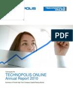 Technopolis Online Annual Report 2010