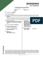 EP1693505B1