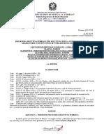 Messina_Bando graduatorie d'istituto per supplenze a.a. 2020-2021