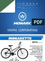 Catalogo bicicletas adultos